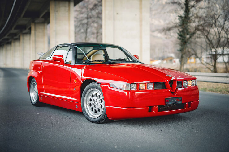 Alfa Romeo SZ Zagato (1991)