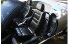 Alfa Romeo Spider 2.0 TS, Fahrersitz