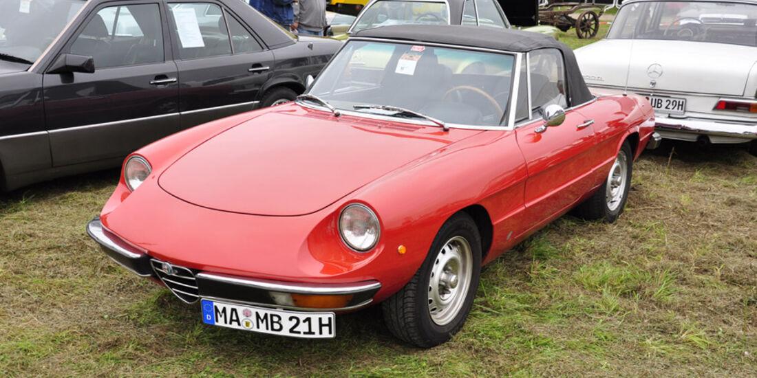 Alfa Romeo Spider Junior