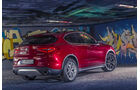 Alfa Romeo Stelvio 2.0 Turbo Q4 First Edition, Heck