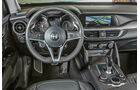 Alfa Romeo Stelvio 2.0 Turbo Q4 First Edition, Interieur