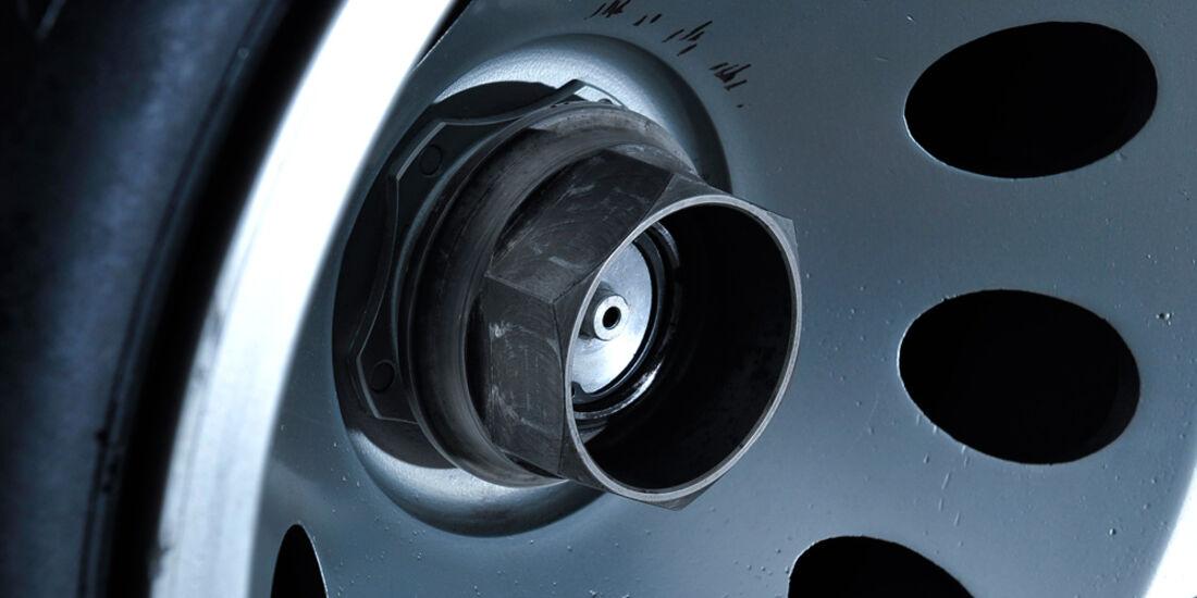 Alfa Romeo T33/3, Felge