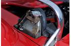 Alfa Romeo T33/3, Tankdeckel