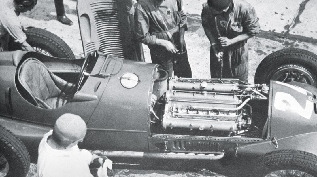 Alfa Romeo Tipo 12C