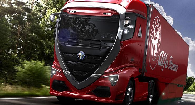 Alfa Romeo Truck