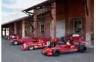 Alfa Romeo, Verschiedene Modelle