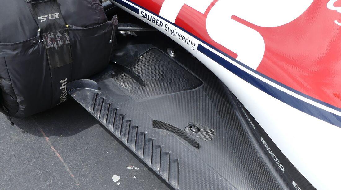 Alfa Sauber - Formel 1 - GP Bahrain - 30. März 2019