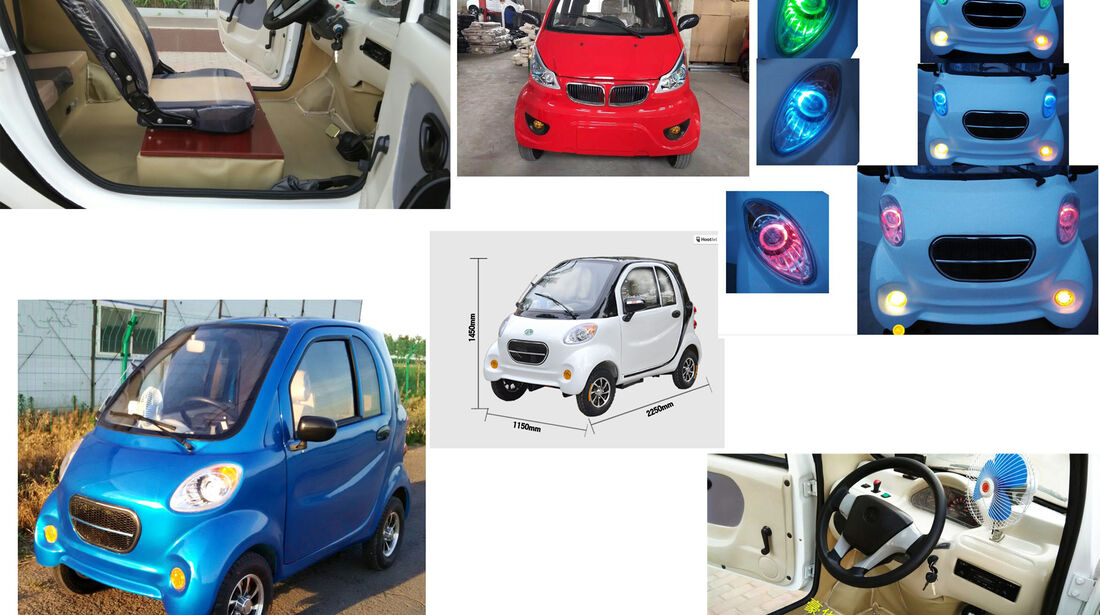 Aliexpress Elektroauto Kopien China