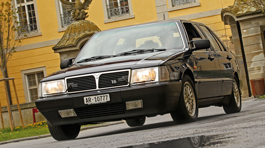 Alltags-Youngtimer, Lancia Thema V6
