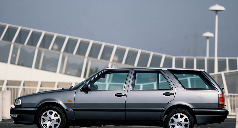 Alltags-Youngtimer, Lancia Thema V6