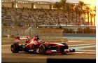 Alonso - GP Abu Dhabi 2013