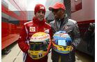Alonso Hamilton GP England 2012