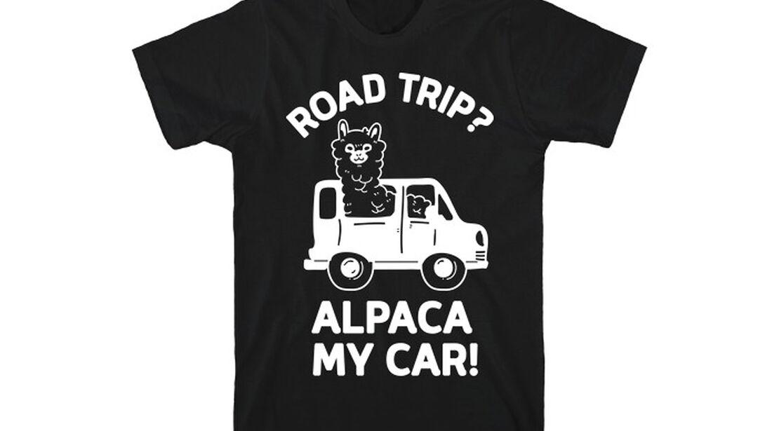 Alpaka-T-Shirt