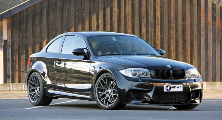 Alpha-N - BMW 1er M Coupé - Tuning