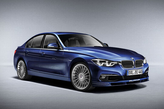 Alpina B3 S Biturbo Facelift 2017