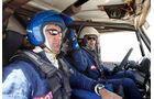 Amadeus Matzker bei der FIA Rallye Estoril - Portimao - Marrakech 2010