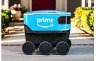 Amazon Scout Lieferroboter