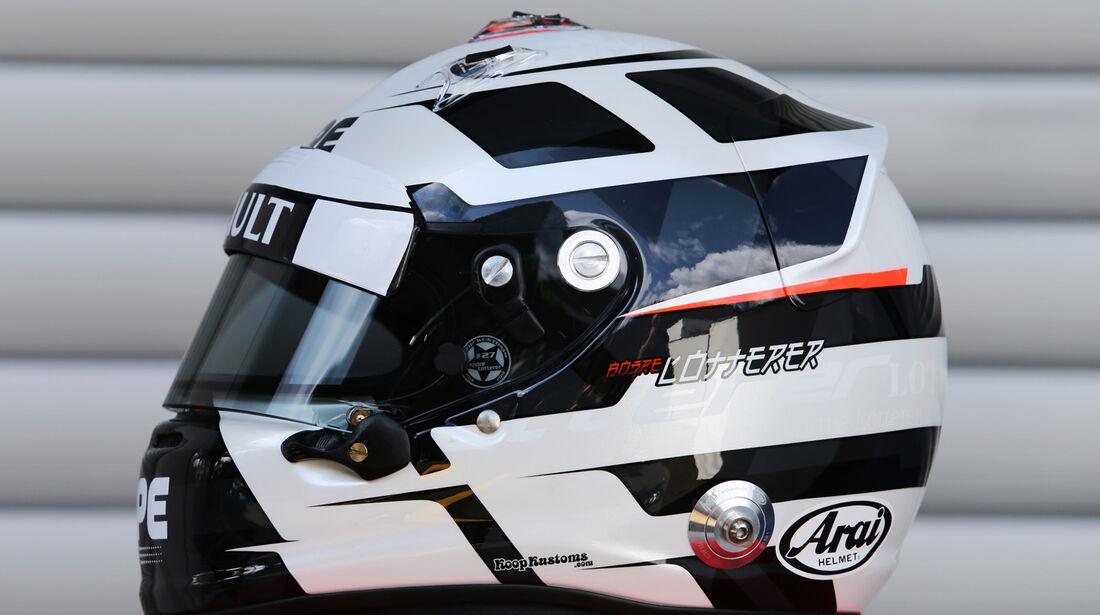 André Lotterer - Caterham - Formel 1 - GP Belgien - Spa-Francorchamps - 21. August 2014