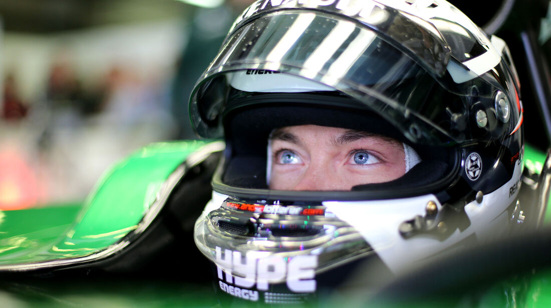 André Lotterer - Caterham - Formel 1 - GP Belgien - Spa-Francorchamps - 23. November 2014