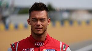 Andre Lotterer - Audi 2014