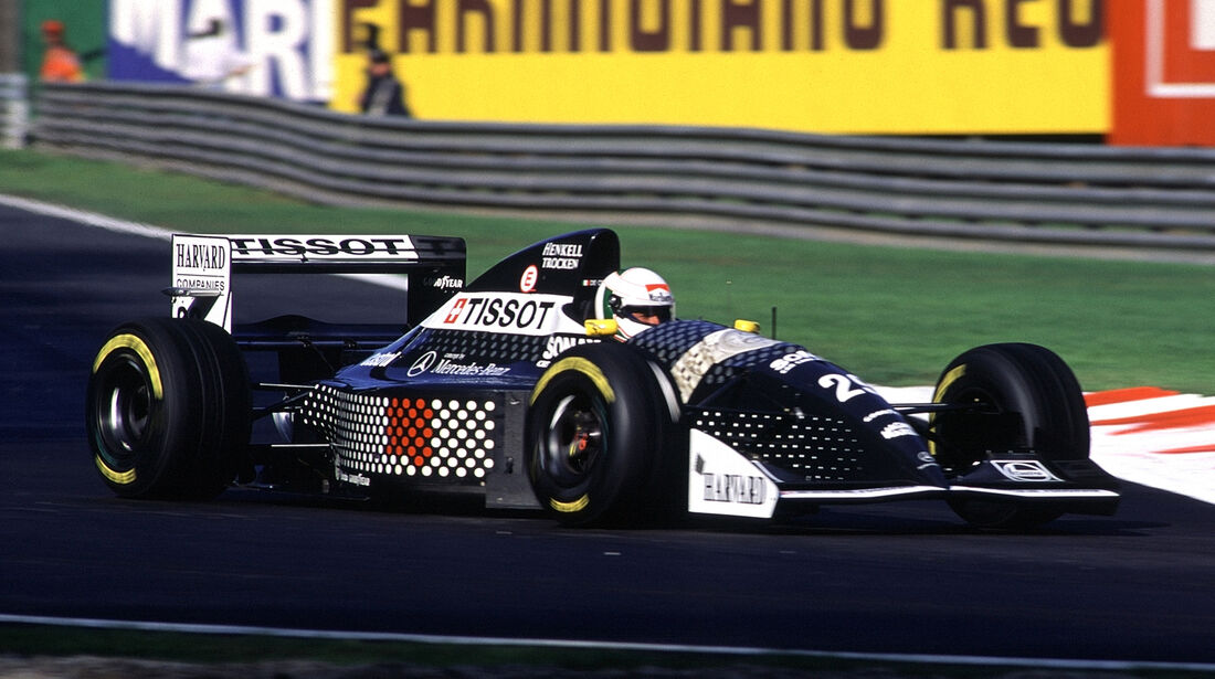 Andrea De Cesaris - GP Italien 1994 - Sauber