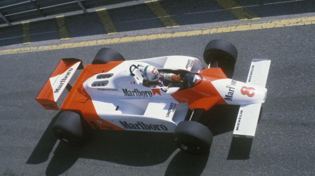 Andrea di Cesaris 1981