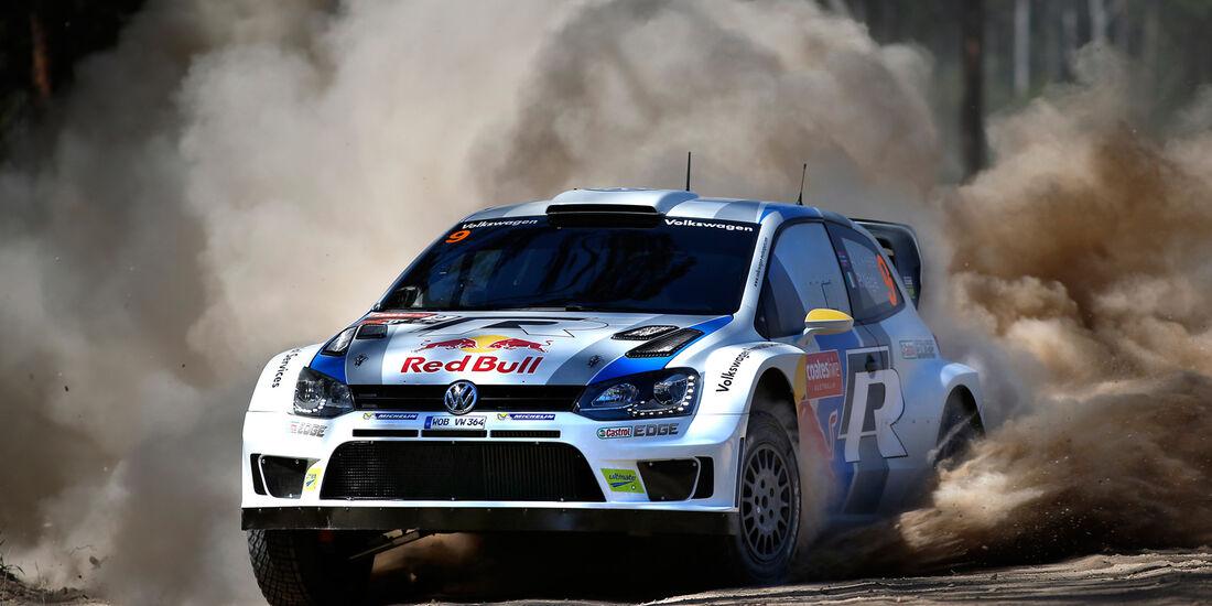 Andreas Mikkelsen - Rallye Australien 2013