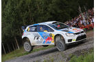 Andreas Mikkelsen - Rallye Finnland 2014 - Tag 3 - WRC - VW Polo R WRC