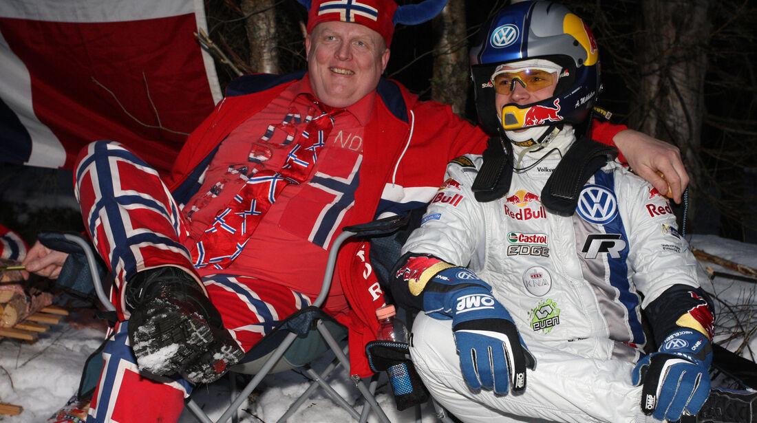 Andreas Mikkelsen - Rallye Schweden 2014
