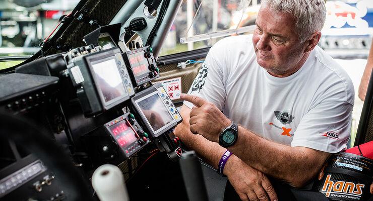 Andreas Schulz - X-Raid - Dakar - 2016