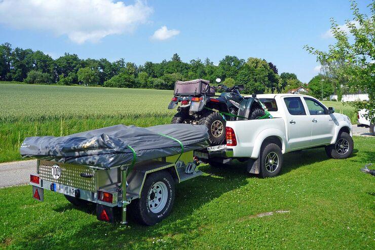 gebrauchte zugwagen worauf es f r caravan oder boot ankommt auto motor und sport. Black Bedroom Furniture Sets. Home Design Ideas