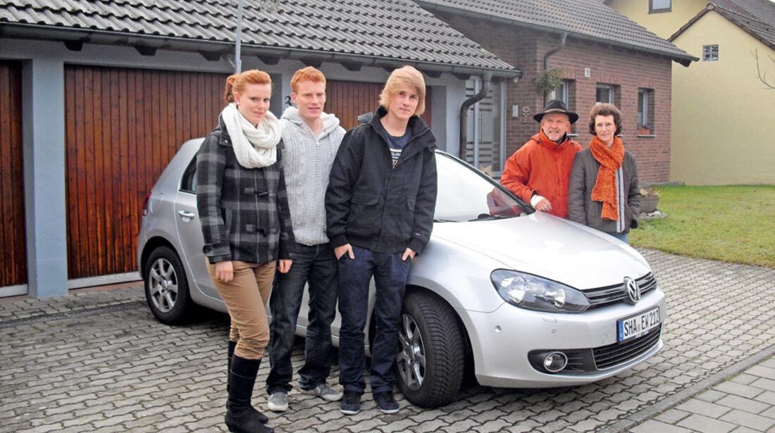 Anika, Angela, Eberhard, Eric, Achim Wenzelburger