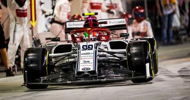 Antonio Giovinazzi - Alfa Romeo - GP Bahrain 2019