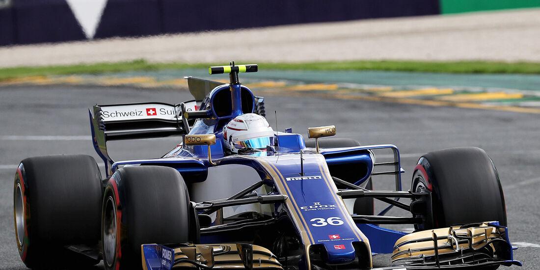 Antonio Giovinazzi - GP Australien 2017