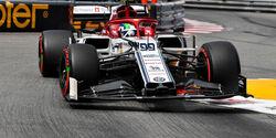 Antonio Giovinazzi - GP Monaco 2019