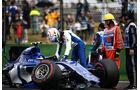 Antonio Giovinazzi - Sauber - GP China 2017 - Qualifying - 8.4.2017