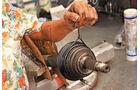 Antriebswellen-Manschetten, Manschette zu