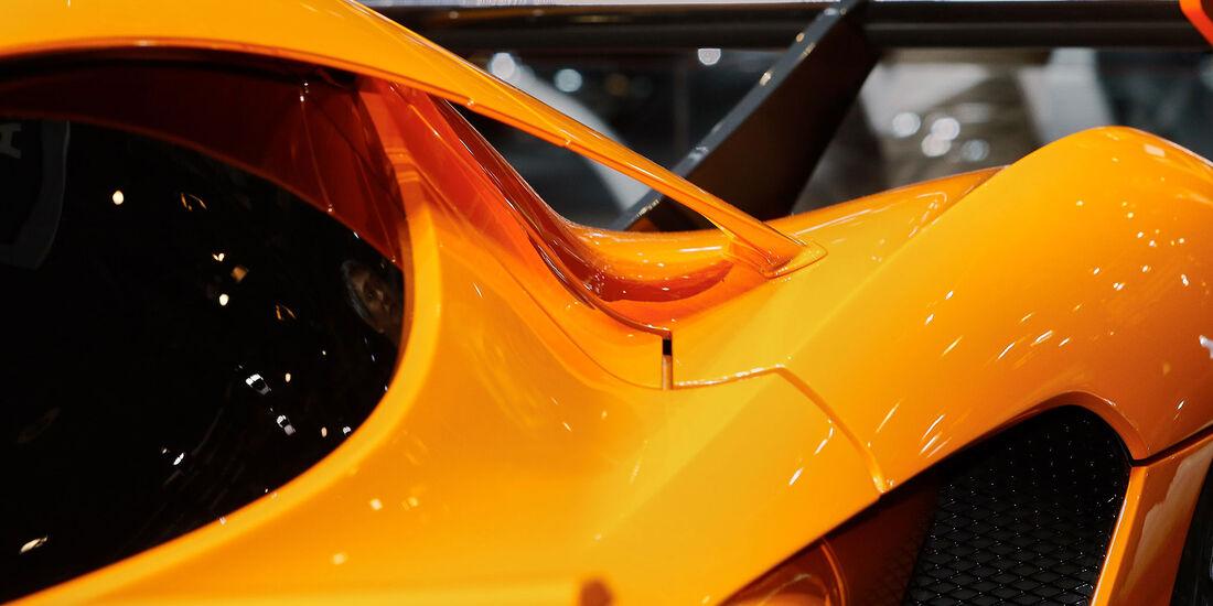 Apollo Automobil GmbH - Arrow- Genfer Autosalon 2016