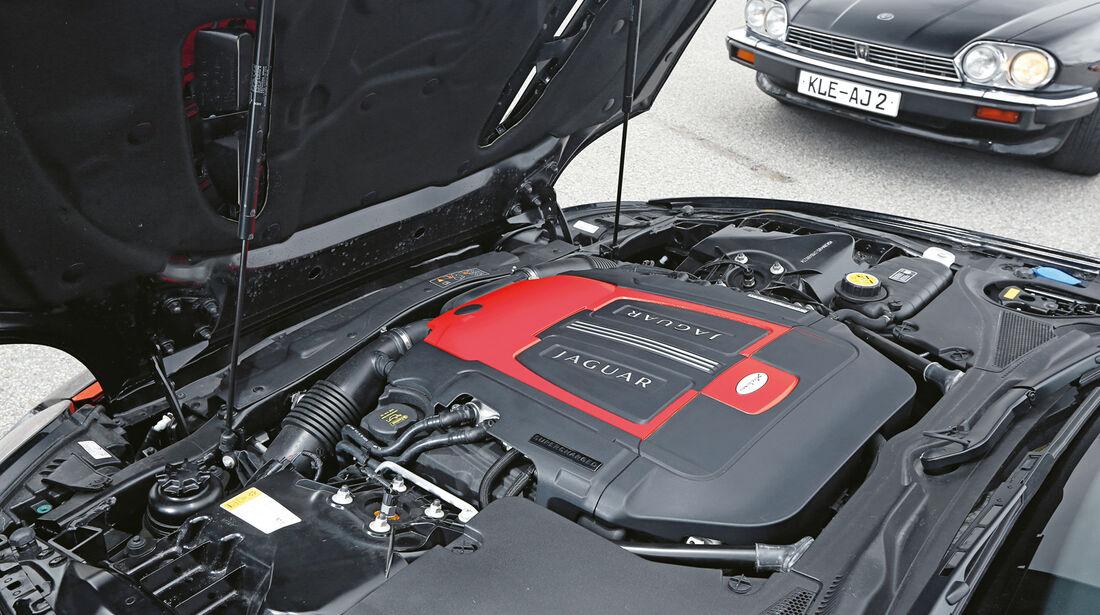 Arden-Jaguar Aj 20 RS, Motor