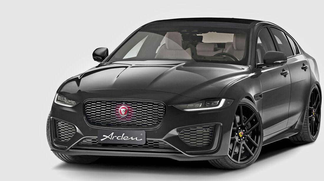 Arden-Jaguar XE AJ 24 - Tuning - Limousinen/Kombis - sport auto Award 2019