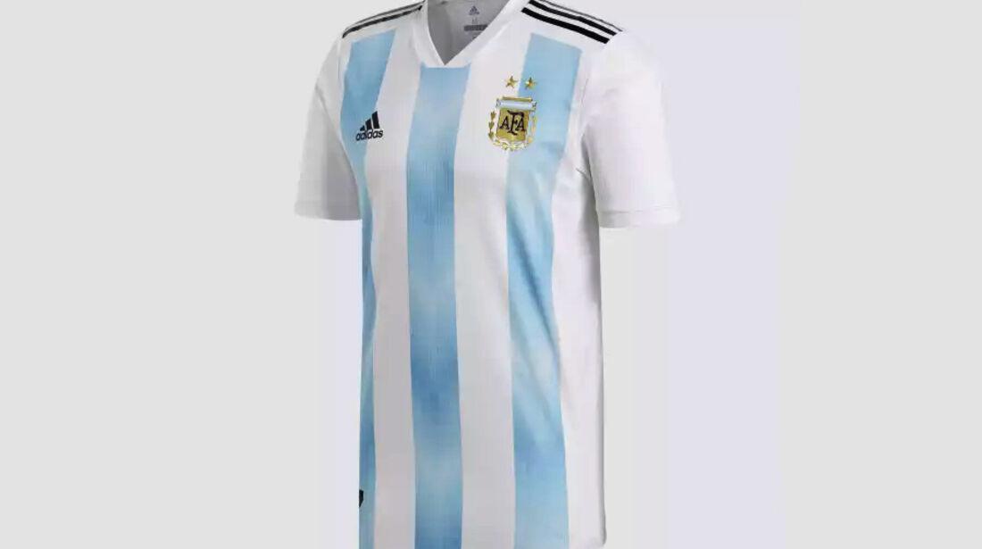 Argentinien - F1-Autos - Fußball-WM 2018