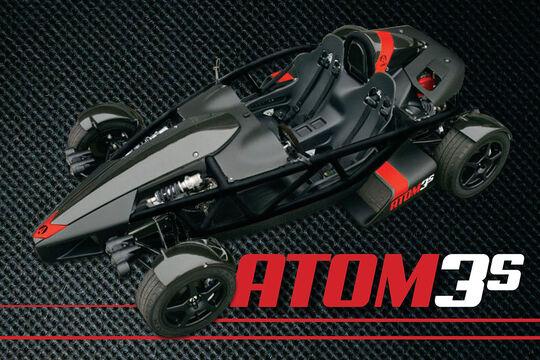 Ariel Atom 3s