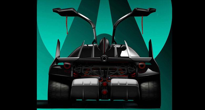 Ariel Motor Hipercar