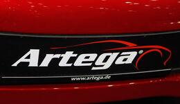 Artega GT, Autosalon Genf 2012, Messe