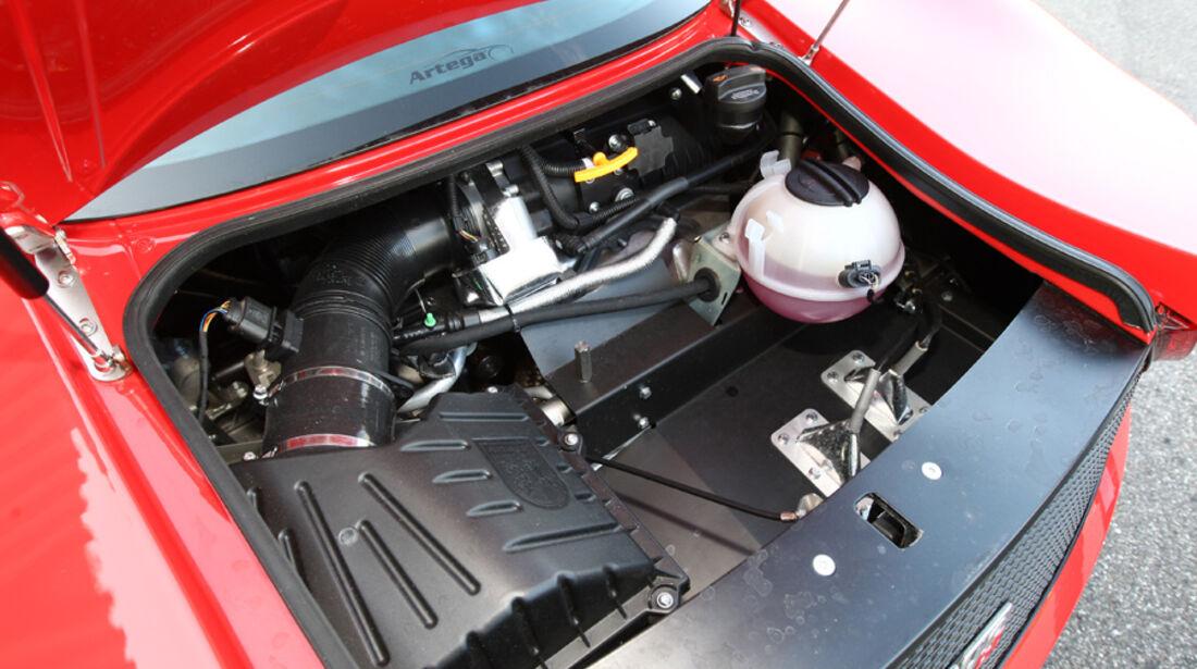 Artega GT Motor