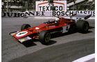 Arturo Merzario - Ferrari 312B3 - Monaco 1973