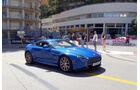 Aston Martin - Car Spotting - Formel 1 - GP Monaco - 25. Mai 2014