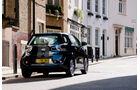 Aston Martin Cygnet, Rückansicht, Stand
