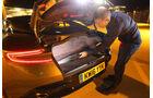 Aston Martin DB11, Kofferraum
