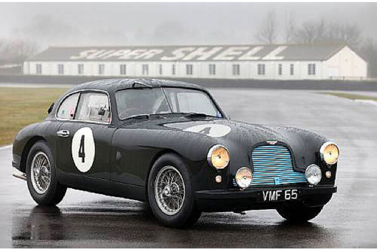 Aston Martin DB2 Team Car